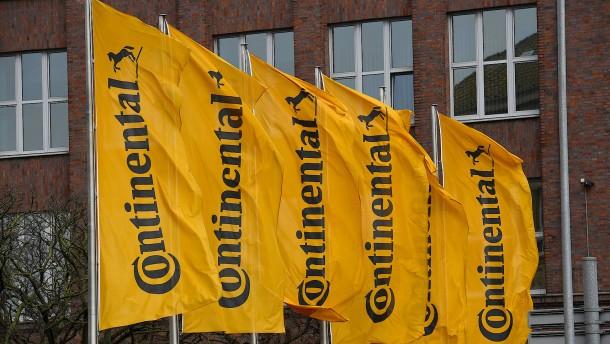 Continental macht die Heckablage zur Bassbox