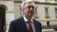 London bereitet ein Dutzend Handelsabkommen vor