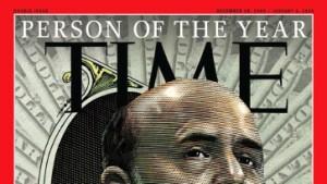 Der Mann des Jahres bleibt Chef der Fed