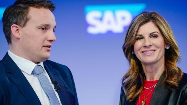 Schiffbruch für SAP