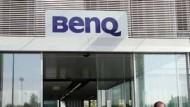 Die Mitarbeiter von BenQ stehen vor ungeahnten Problemen