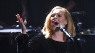 Adele bricht mit ihrem Album Rekorde