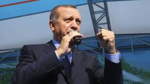 Erdogan: Türken sollen Devisen umtauschen
