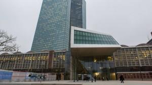 EZB-Rat debattiert 1000- Milliarden-Euro-Kaufprogramm