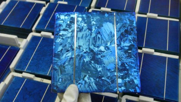 Solarförderung sinkt von 39 auf 33 Cent