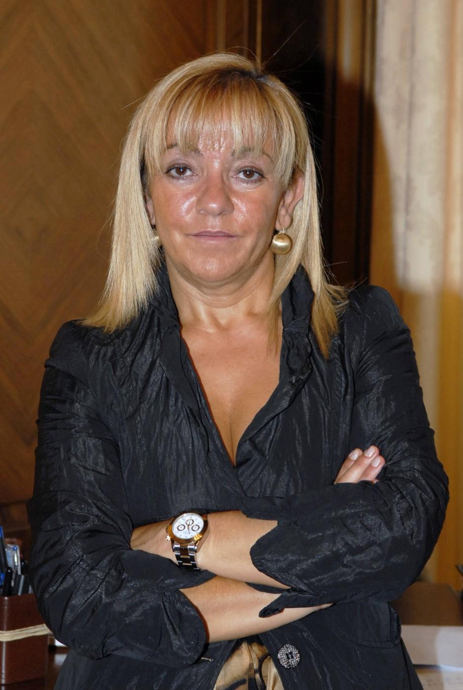 Spanische Politikerin