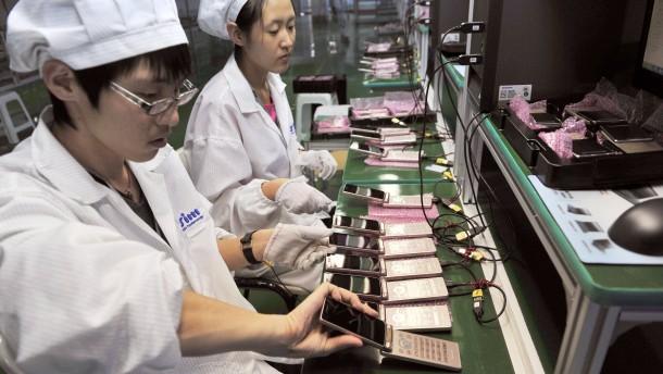 Chinesische Konjunktur stockt überraschend