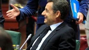 Paris sieht einen Sieg Sarkozys