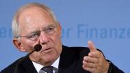 Wolfgang Schäuble hat abermals eine schwarze Nullgeschafft.
