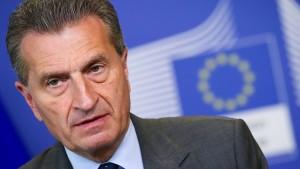 EU-Kommission springt Presseverlagen bei