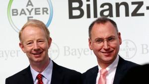 Bayer bekommt einen neuen Chef