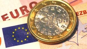 Auch Portugal könnte Finanzhilfen brauchen
