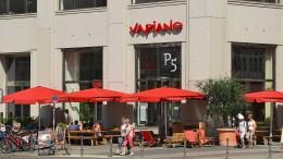 Vapiano kommt weiter nicht auf die Beine