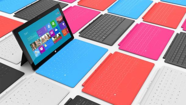 Microsoft patzt mit Quartalsergebnis