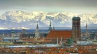 In München, Düsseldorf und Frankfurt lebt es sich hervorragend