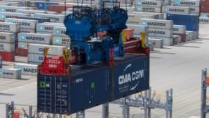 Deutsche Exporte wachsen unerwartet deutlich