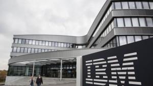 Die Bundesregierung kauft gern IBM-Expertise ein