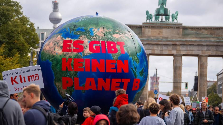 Die Klimaproteste waren vor Gericht erfolgreich.
