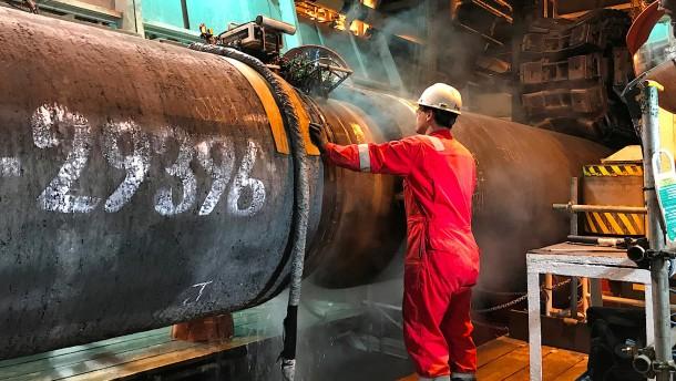 Die Gas-Emanzipation
