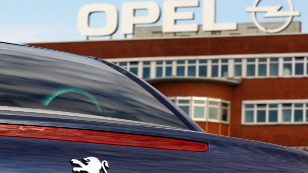 Opel und Peugeot wollen gemeinsam produzieren