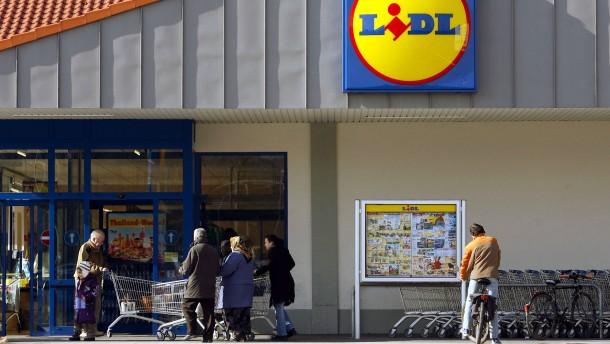 Bei Lidl gibt's ab 2017 keine Plastiktüten mehr