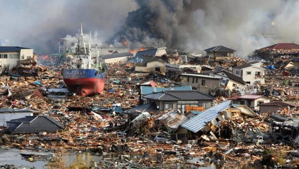 Katastrophenschäden erreichen 2011 Rekord