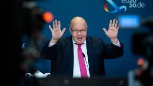 Altmaier weitet europäische Cloud-Initiative aus