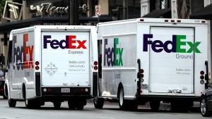 Fedex verklagt die amerikanische Regierung im Huawei-Streit