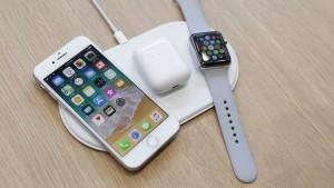 Apple will beim kabellosen Aufladen aufholen