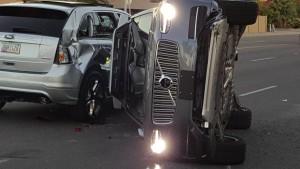 Uber lässt selbstfahrende Autos doch weiterfahren