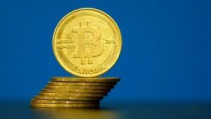 Ein Bitcoin kostet erstmals mehr als 4000 Dollar