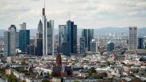 Deutsche Finanzbranche sieht Frankfurt als Brexit-Gewinner
