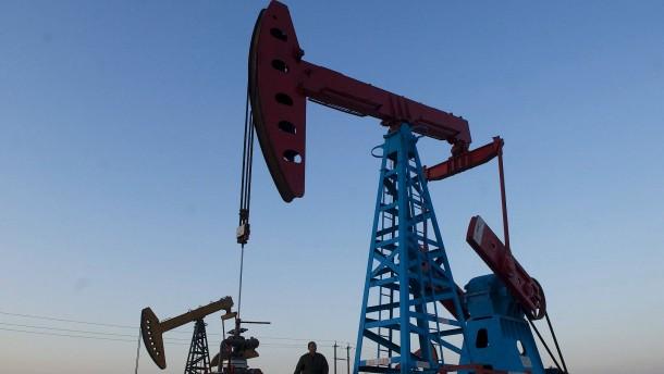 Ölrechnung um 6,4 Milliarden gefallen