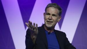 Netflix hebt Preise in Amerika an – die Anleger reagieren deutlich