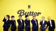 BTS gehören zu den derzeit erfolgreichsten Künstlern überhaupt.