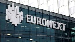 Technische Panne an Euronext