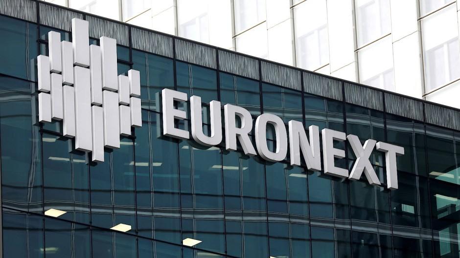 Euronext in Paris