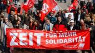 Gewerkschafter nennen Ideen der AfD simpel und dumpf