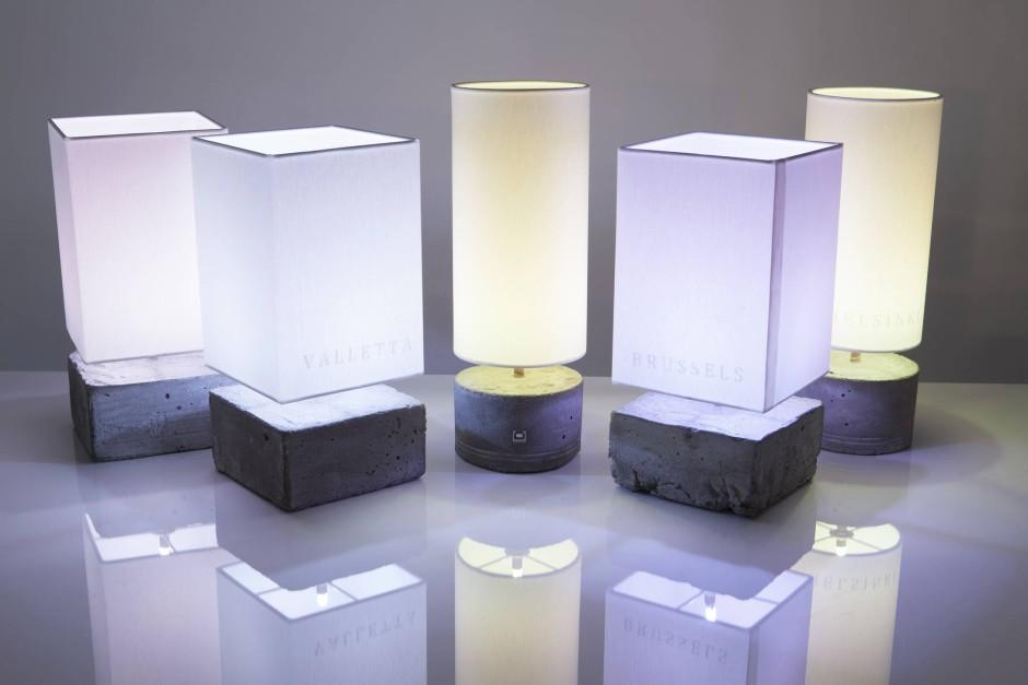 Das Licht des Rheintals im Wohnzimmer? Ein Sensor macht's möglich.