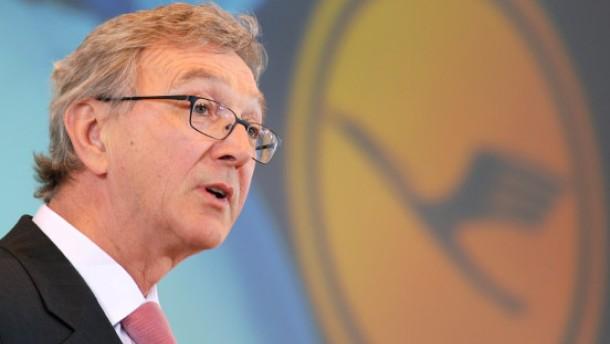 Lufthansa im Clinch mit Ramsauer