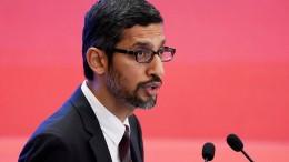 380 Millionen Dollar für Google-Chef