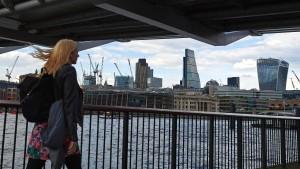 Bankenaufsicht verlässt London, wenn der Brexit kommt