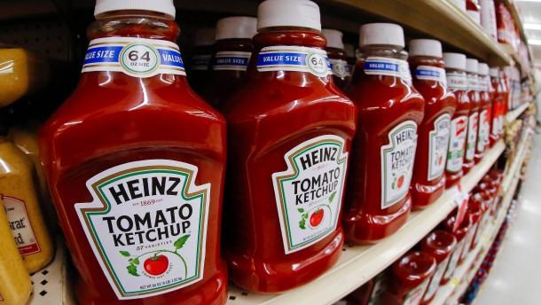Kraft Heinz muss Milliarden auf seine Marken abschreiben