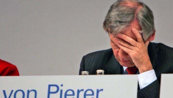 Siemens-Manager belastet Pierer schwer