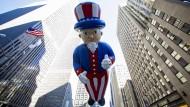 Uncle Sam hat sich ordentlich von der Finanzkrise erholt.