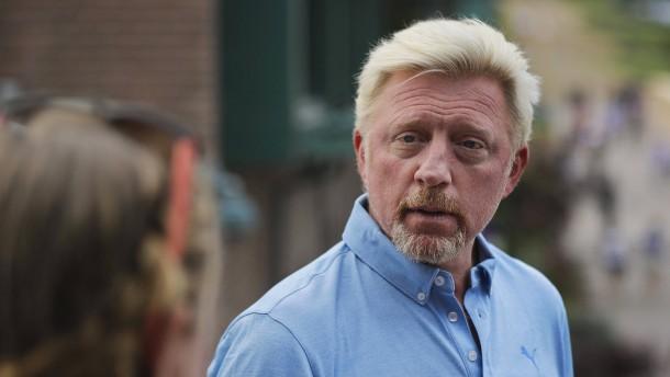 Boris Becker plädiert nicht mehr auf Diplomat
