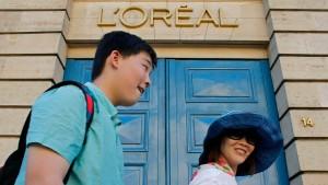 L'Oréal kauft chinesischen Gesichtsmaskenhersteller