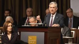 Ändert die mächtigste Zentralbank der Welt ihren Kurs?