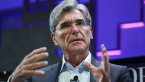 Siemens-Chef sagt Bremsern im Konzern den Kampf an
