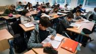 Etwa jedes dritte Kind in Deutschland hat einen Migrationshintergrund.